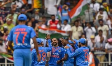 Ind vs SA, 1st T20I: Dhawan's fifty, Bhuvi's fiery spell helps India notch 28 run win over South Africa, claim 1-0 lead