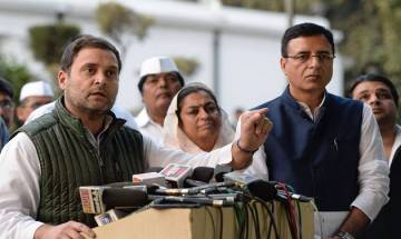'Speak up, stop behaving as if you're guilty': Rahul Gandhi to PM Modi on PNB scam