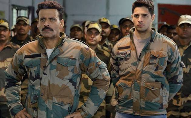 Aiyaary Box Office Collection: Sidharth Malhotra-Manoj Bajpayee starrer RAKES in THIS much on day two (Source- Twitter)