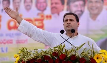 Where is the 'Chaukidar' who says 'na khaunga, na khane dunga'?: Rahul Gandhi's salvo at PM Modi on PNB scam