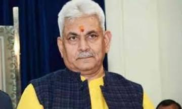 Railways to propose to build Ayodhya railway station as Ram temple replica: Manoj Sinha