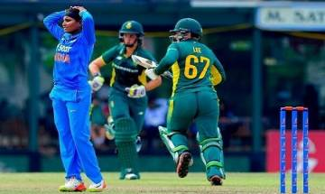 India Women vs South Africa Women, 4th T20: Match abandoned due to rain