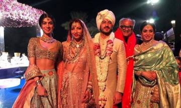 Raagdesh actor Mohit Marwah ties knot with girlfriend Antara Motiwala in UAE (see inside pic)