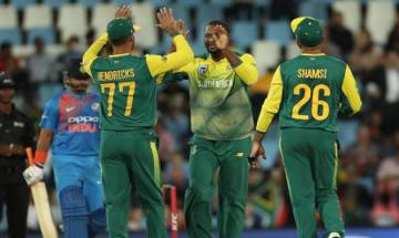 India Vs South Africa, 2nd T20I: SA win by 6 wickets, levels series 1-1