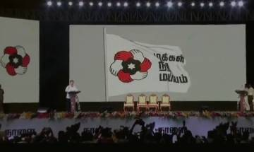 Kamal Haasan party launch Live: Veteran actor names his party Makkal Needhi Maiam