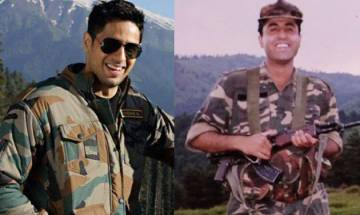 Aiyaary actor Sidharth Malhotra spill beans about Vikram Batra biopic