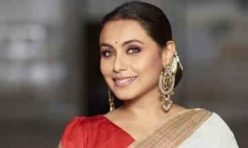 Rani Mukherji became an actor by 'default'