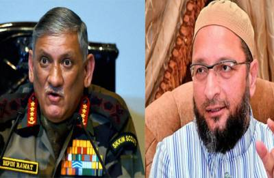 Owaisi, Badruddin Ajmal criticise Army Chief Gen Rawat for his 'political' remarks over rise of AIUDF in Assam