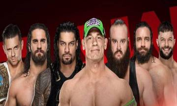 WWE Elimination Chamber 2018: Matches, rules, timings in India; all you need to know