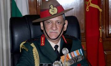 Gen Rawat says Pakistan behind influx of people from Bangladesh into North East
