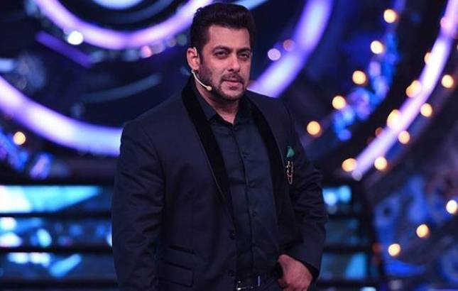 Reel life 'Dabangg' Salman Khan to produce show on Mumbai Police? (Source- Colors' Twitter)