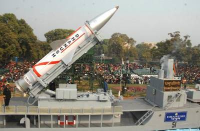 India successfully test fires nuclear-capable 'Dhanush' ballistic missile from Odisha coast