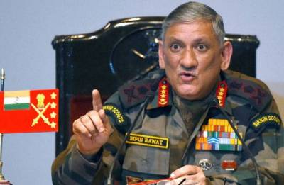 Army chief Gen Bipin Rawat says Pakistan will sooner rather than later pay for Sunjuwan terror attack