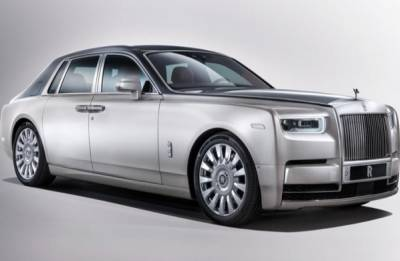 Rolls-Royce introduces India's most expensive car Phantom VIII at Rs 9.5 crore