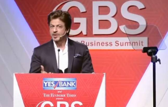 Shah Rukh Khan's funny disclaimer for whomsoever it may concern (File Photo)