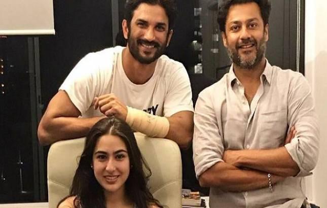 Kedarnath: Sushant Singh Rajput-Sara Ali Khan GEAR up for second schedule of Abhishek Kapoor directorial (Source- Sushant's Twitter)