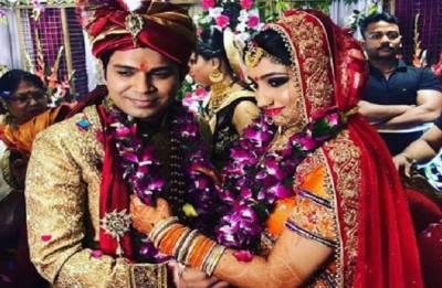 CONGRATULATIONS!! 'Sunn Raha Hai' fame singer Ankit Tiwari takes nuptial vows with Pallavi Shukla (see pics)