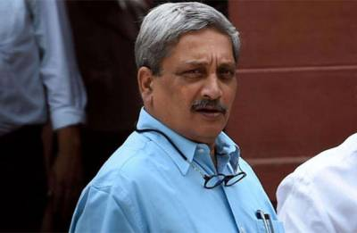 Manohar Parrikar admitted to Goa hospital after complaints of uneasiness