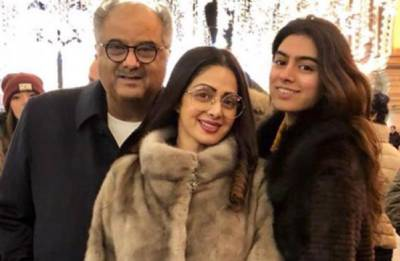 Sridevi's LAST Instagram post shows her family love, will leave you teary-eyed