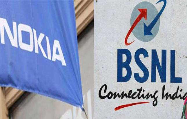 BSNL, Nokia partner to offer 4G services in 10 circles nationwide (Source: PTI)