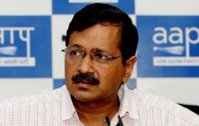 Delhi CM Arvind Kejriwal - File photo