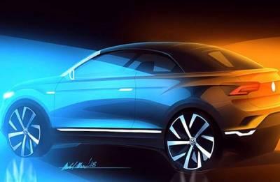 Volkswagen confirms new drop-top version of T-Roc Compact SUV