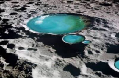 NASA probe on Chandrayaan-1 orbiter: Moon's water is widely distributed across the surface