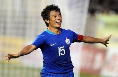 Former Indian football captain Bhaichung Bhutia quits Trinamool Congress