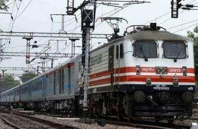Speeding train rams six teenagers in Ghaziabad