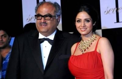 After dramatic twist to sudden demise of Sridevi Dubai Police records Boney Kapoor's statement