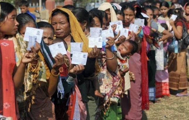 Assembly Elections 2018: Nagaland, Meghalaya vote on Today amid tight security (File Photo/Source: PTI)