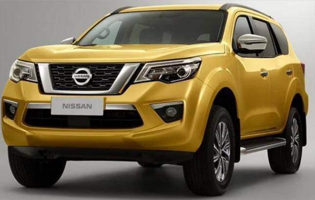 Nissan Terra SUV officially revealed for China, other Asian markets to follow soon(Source - file pic)