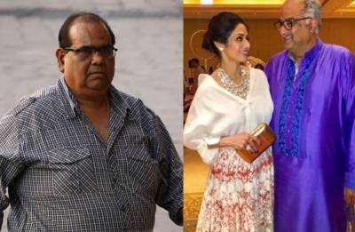 Satish Kaushik reveals heartbreaking details about his conversation with Boney Kapoor after Sridevi's death