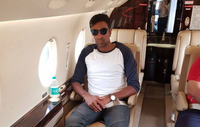 Ashwin ruled out of Deodhar Trophy after named as India 'A' captain (Source: Twitter)