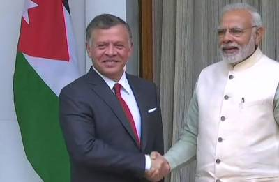 King Abdullah II in India LIVE updates: Agreements exchanged between India & Jordan