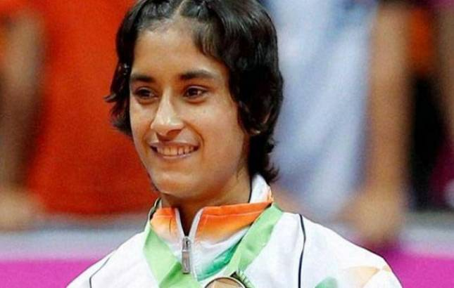 Vinesh Phogat makes India proud, secures silver at Asian Wrestling Championships (Source- Facebook)