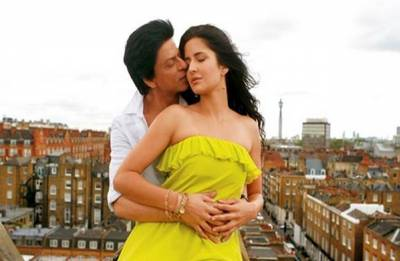 SRK punishes Katrina Kaif for pulling him out of bed early
