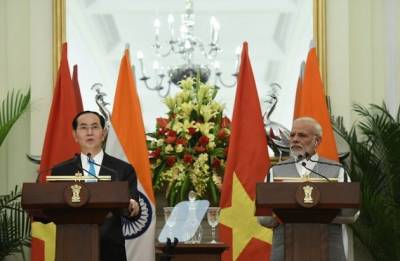 With eyes on China, India, Vietnam resolve to work for prosperous Indo-Pacific