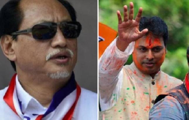 BJP-NDPP MLAs to meet Today to elect Nagaland leader, CM announcement in Tripura on March 6