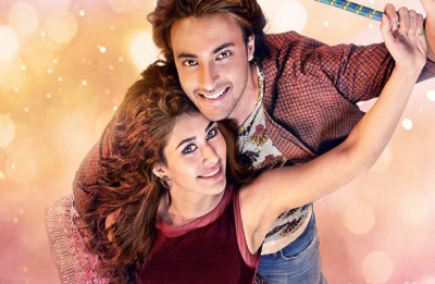 Loveratri goes on floor, Salman Khan shares snap of Aayush Sharma-Warina Hussain from first day shoot (see pic)
