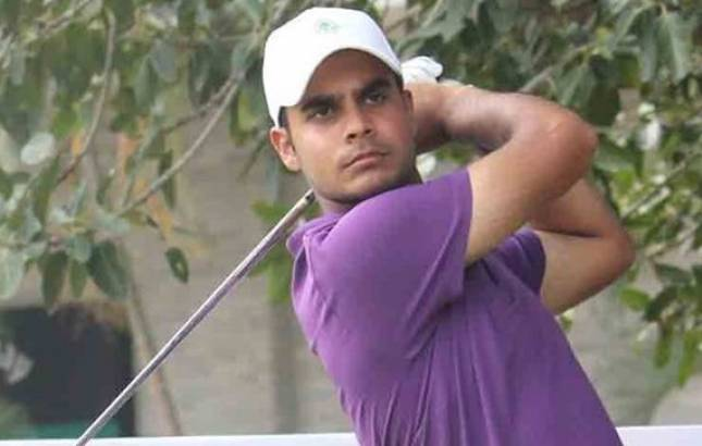 Indian golfer Shubhankar Sharma stars in Mexico Championship (Image Source: PTI)