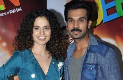 Mental Hai Kya first look: Queen star Kangana Ranaut and Rajkummar Rao show their CRAZY side!