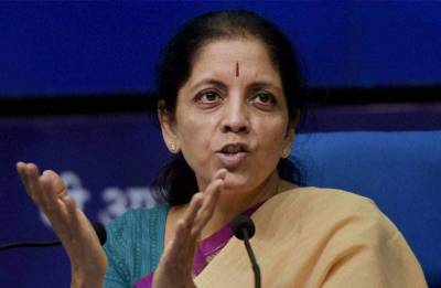 China building helipads, other infra in Doklam area, says Nirmala Sitharaman