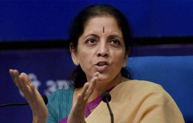 China building helipads, other infra in Doklam area, says Nirmala Sitharaman(Source - file pic)