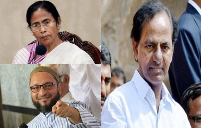From Owaisi to Mamata, politicians back KCR's decision (Source: PTI)