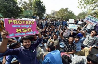 Centre relents, orders CBI probe into alleged SSC exam paper leak