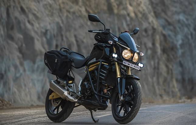 Mahindra Mojo UT300 tourer bike launched in India, priced at Rs 1.49 lakh(Source - Website of Mahindra Two Wheelers)