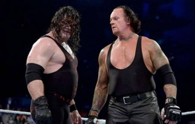 WWE: Brothers of Destruction Undertaker-Kane REUNITE again (Source- WWE)