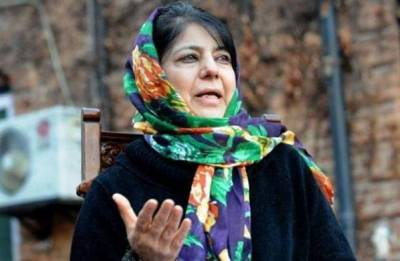 JK CM Mehbooba Mufti appeals to youth for maintaining peace, communal harmony