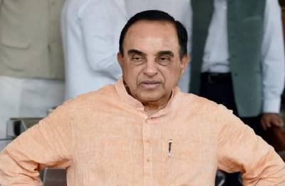 Gautam Adani 'biggest NPA trapeze artiste', has Rs 72,000 Cr in NPA: Subramanian Swamy